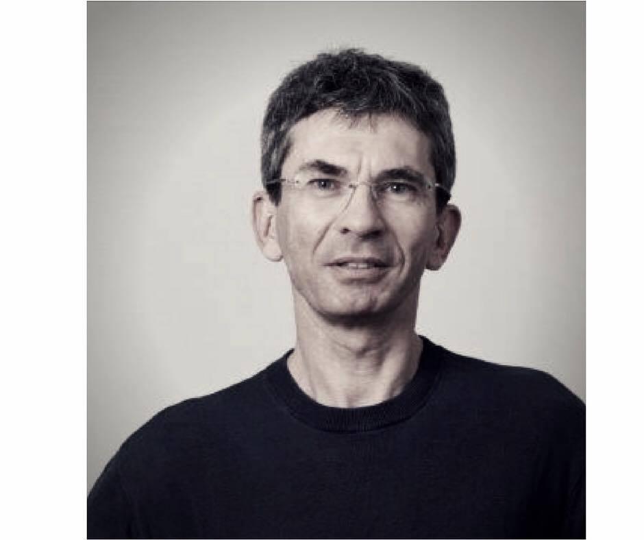 Claude Marillier: CEO et Fondateur - DR