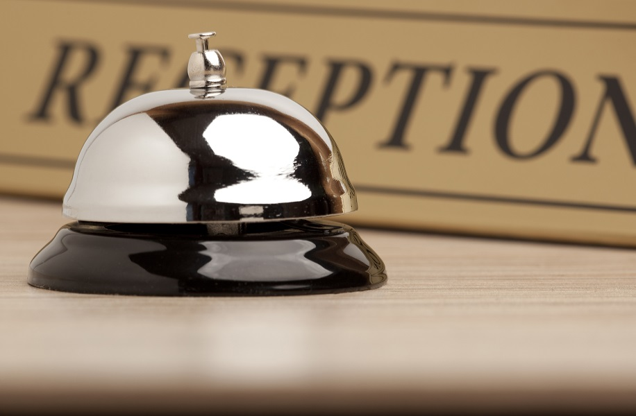 Pour les hôteliers français, le chiffre d'affaires grimpe depuis début 2017 - Photo : Andrey Burmakin-Fotolia.com