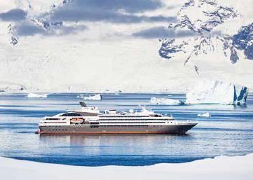 La compagnie du Ponant lance un challenge de ventes pour les agents de voyages - DR