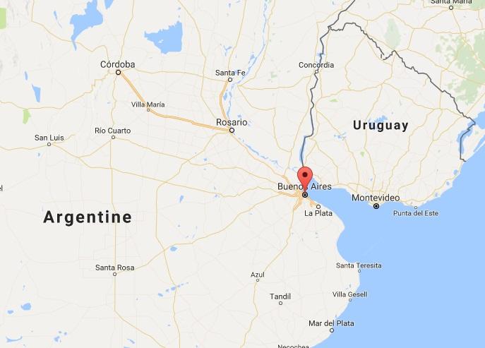 Argentine : +2,8% d'arrivées de touristes étrangers aux aéroports de Buenos Aires