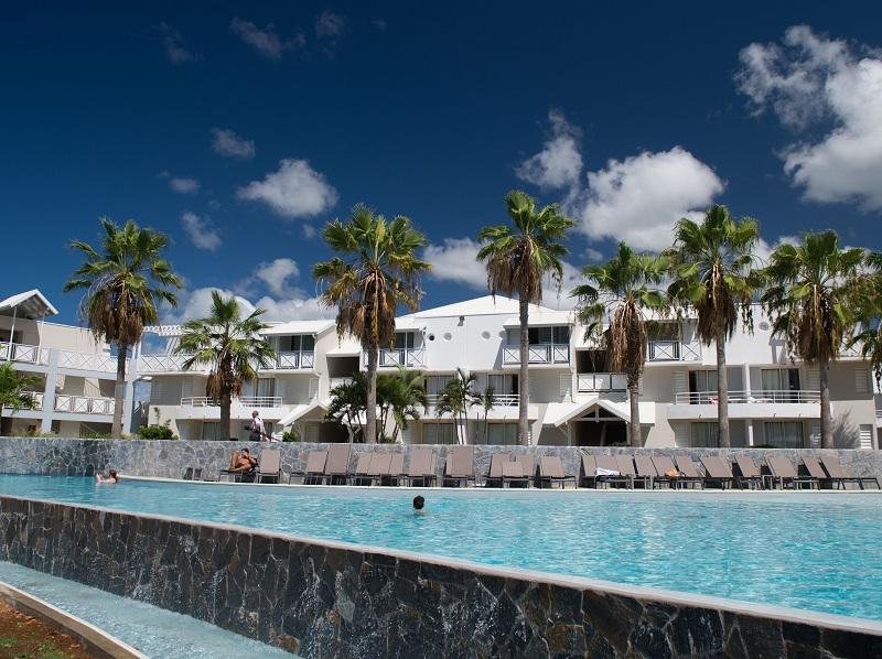 Hotel Amyris, à Sainte-Luce en Martinique - DR