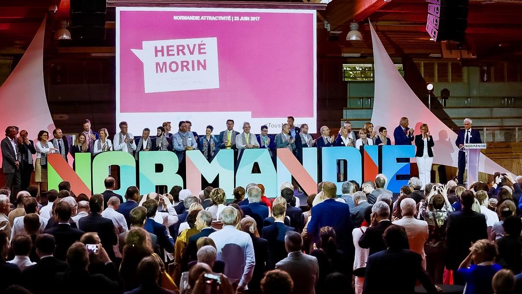 La Normandie lance une nouvelle marque pour la promotion de son territoire - Photo : Région Normandie