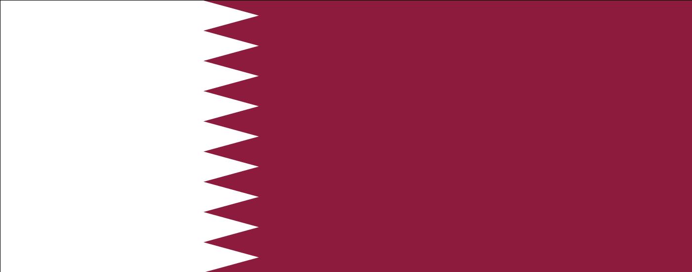 Drapeau du Qatar - DR : Wikipedia