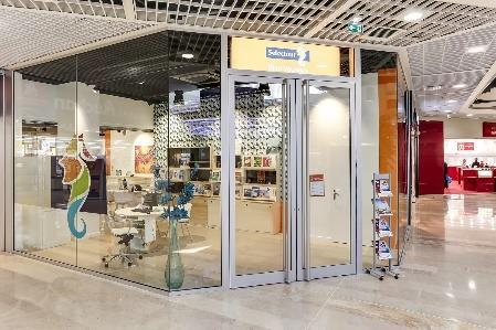 La nouvelle agence Bleu Voyages à Epagny (74) - DR