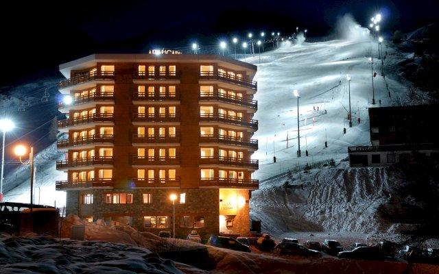 L'Hôtel Araucaria à la Plagne ouvrira ses portes le 15 décembre prochain - DR