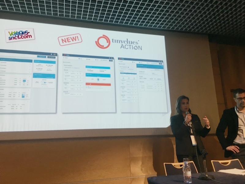 Clémence Bussière, Directrice Marketing Relationnel, et Matthieu Ruault, Directeur Solutions Marketing Digital & Smart Data chez Voyages-sncf.com - Tinyclues