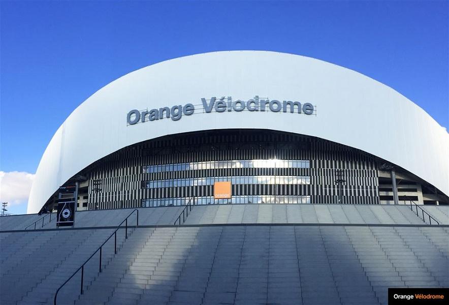 Le stade Orange Vélodrome de Marseille - Photo : Orange Vélodrome