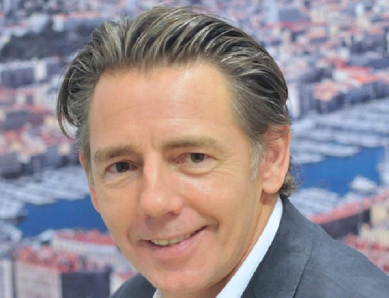 M. Tissot, DG de l'Office de Tourisme et des Congrès de Marseille