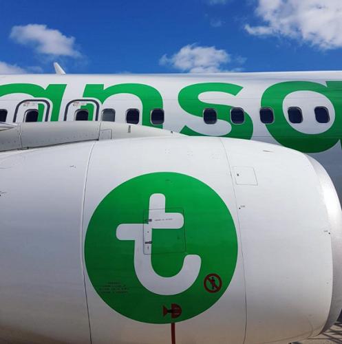 Les hôtesses et les stewards de Transavia France ne feront pas grève début juillet 2017 - Photo : Instagram/Transavia