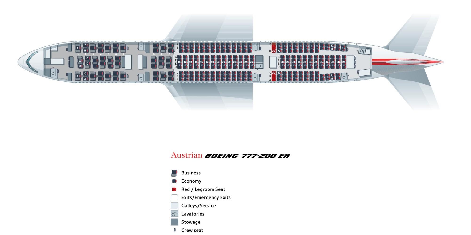 Boeing 777-200 ER