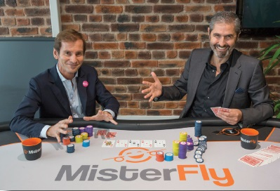Tournoi de Poker : Carlos Da Silva (MisterFly) joue pour l'asso Imagine for Margo Children without cancer