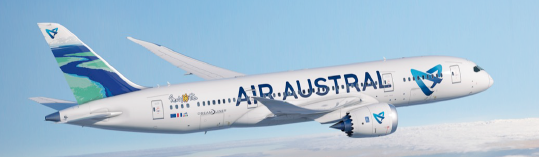 Air Austral vole entre Paris et Mayotte depuis un juin 2016 - Photo : Air Austral