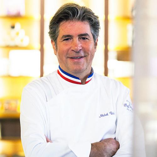Michel Roth est l'un des chefs les plus titrés de France - DR