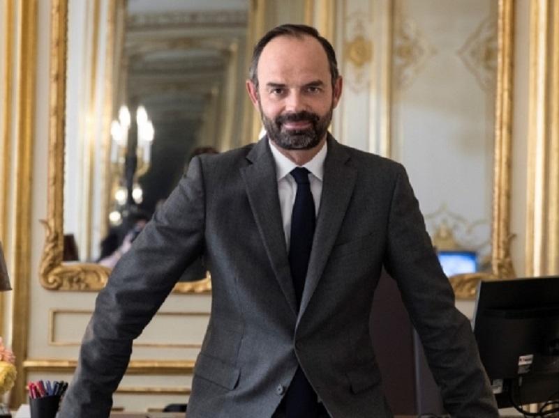 Edouard Philippe est le Premier ministre français - Photo : Gouvernement.fr