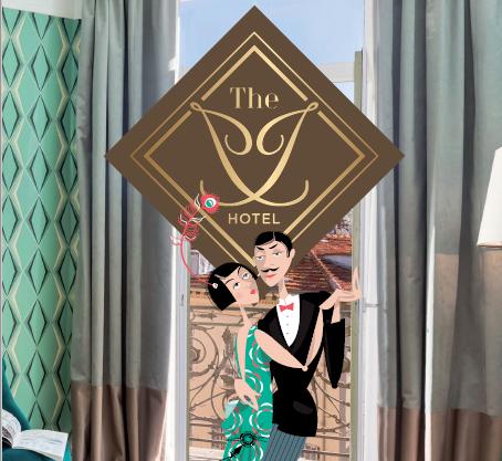Le Jay est un appartements-hôtel 4 étoiles à Nice - DR : HappyCulture