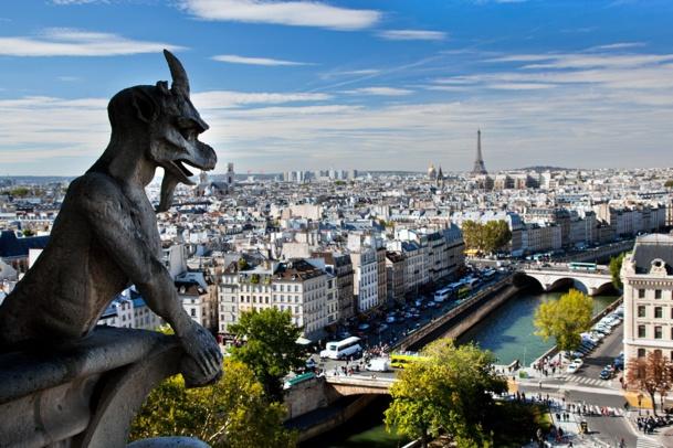 La tourisme en France espère reconquérir les visiteurs internationaux pendant l'été 2017 - Photo : © photocreo - Fotolia.com