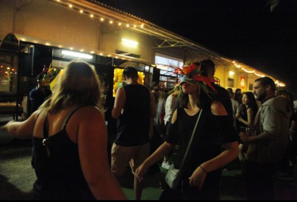 Les Papeteries Étienne pour la Nuit de l'Année - Photo : Instagram