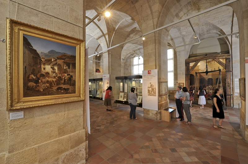 Musée national des douanes, France - Alban Gilbert