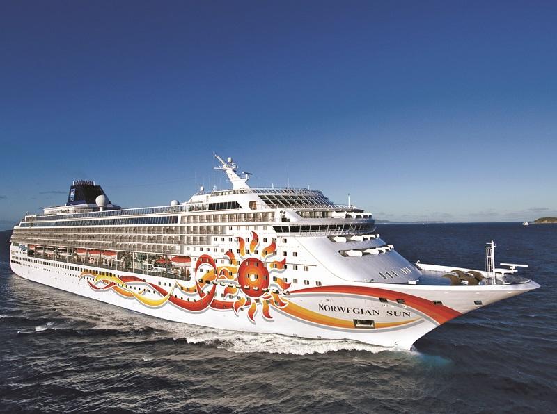 Le Norwegian Sun effectuera des croisières Premium All Inclusive à Cuba et aux Bahamas depuis Port Canaveral - DR : NCL