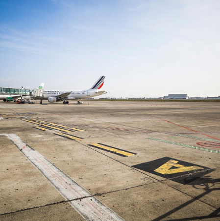 L'aéroport Toulouse Blagnac a battu des records en juin 2017 - Photo : Instagram/Toulouse Blagnac