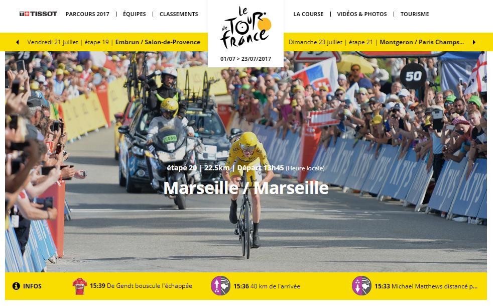 Marseille profite du passage du tour de france pour for Garage ouvert le samedi marseille