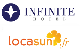 Infinite Hotel et Locasun signent un accord de distribution