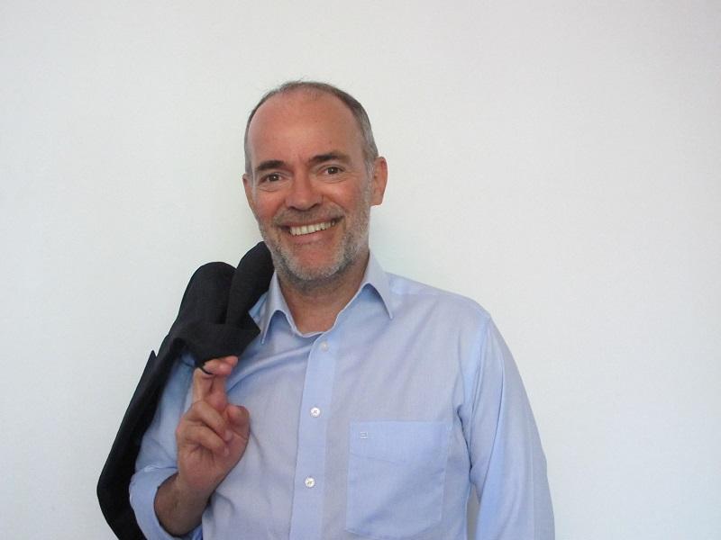 Jean-Laurent Le Bihant, manager de Navette facile