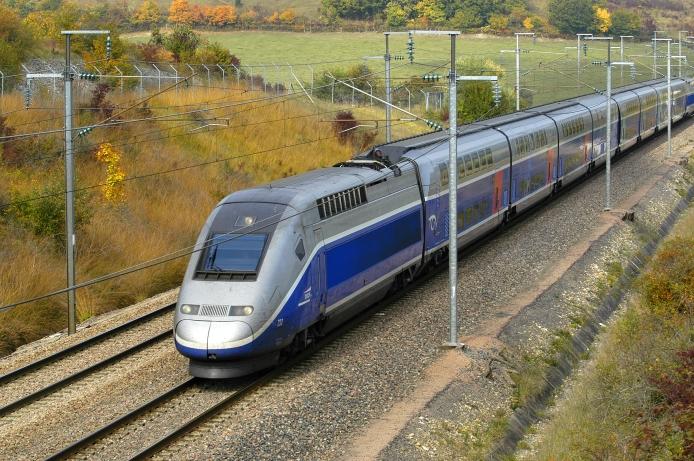 Pour la SNCF, l'activité TGV est de moins en moins rentable - Photo : SNCF