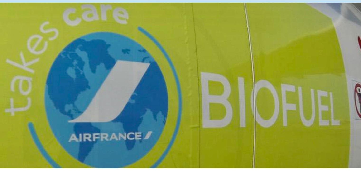Air France a pris des engagements solides en matière de développement durable /photo AF