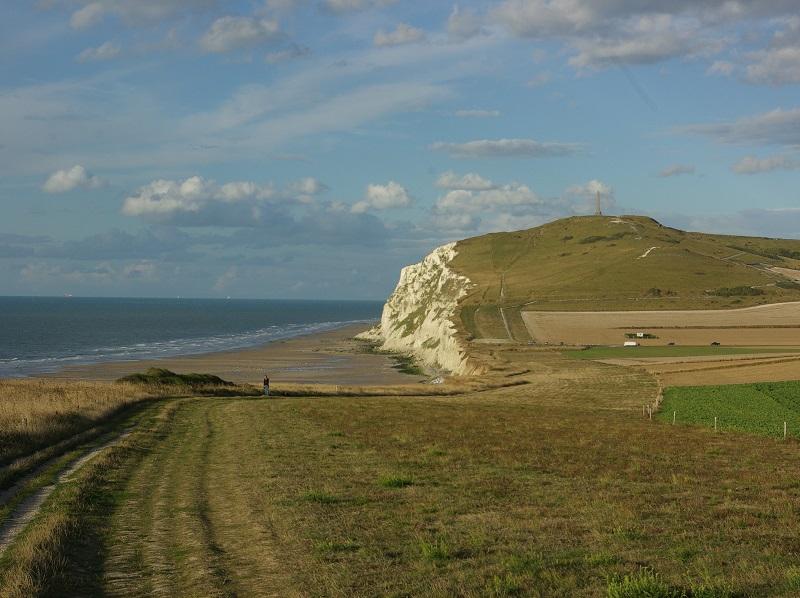 La Baie de Somme, un concentré d'images iodées, de patrimoine et de nature, à découvrir au fil de routes glissant entre côte et campagne - DR : J.-F.R.