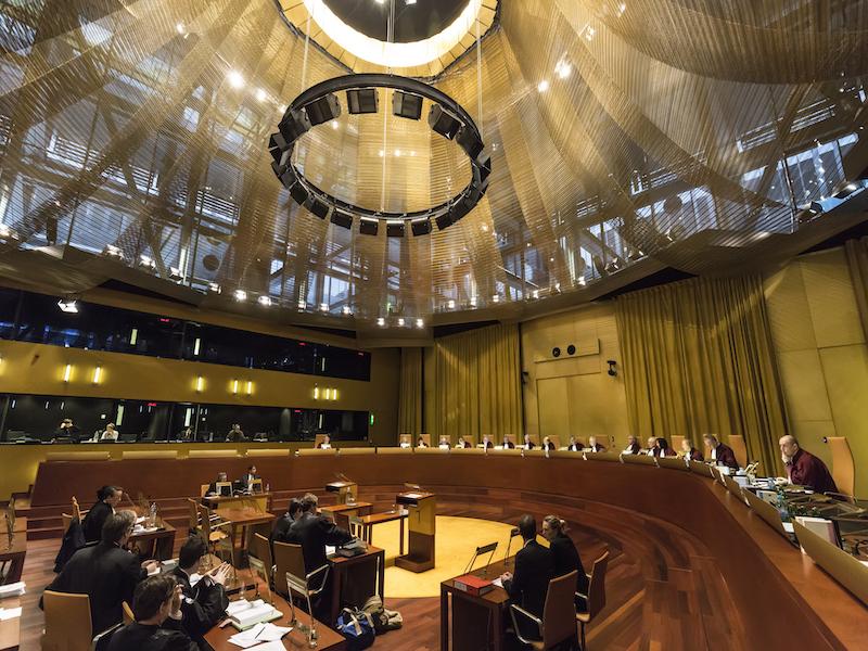 L'accord PNR ne respecte pas les droits fondamentaux des européenns, d'après la CJUE © DR Curia