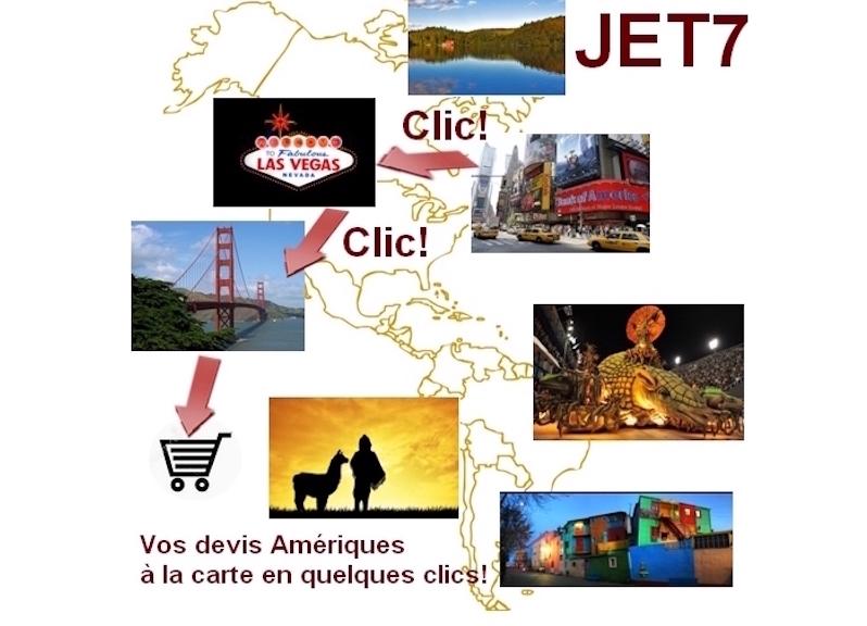 le spécialiste des Amériques se relance en BtoB (c) Jetset