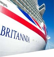 Croisière : Marseille accueille le Britannia de P&O Cruises