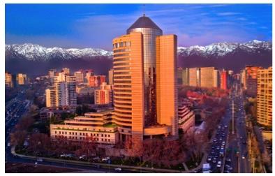 Chili : Santiado, premier hôtel du Groupe Mandarin en Amérique du Sud
