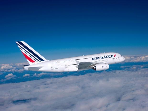 L'embellie du trafic se poursuit en juillet /photo Air France
