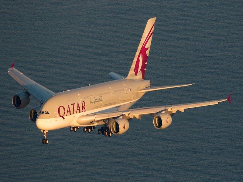L'Arabie saoudite a accusé le Qatar d'empêcher l'atterrissage de ses avions pour transporter les pèlerins vers La Mecque - DR Facebook Qatar Airways