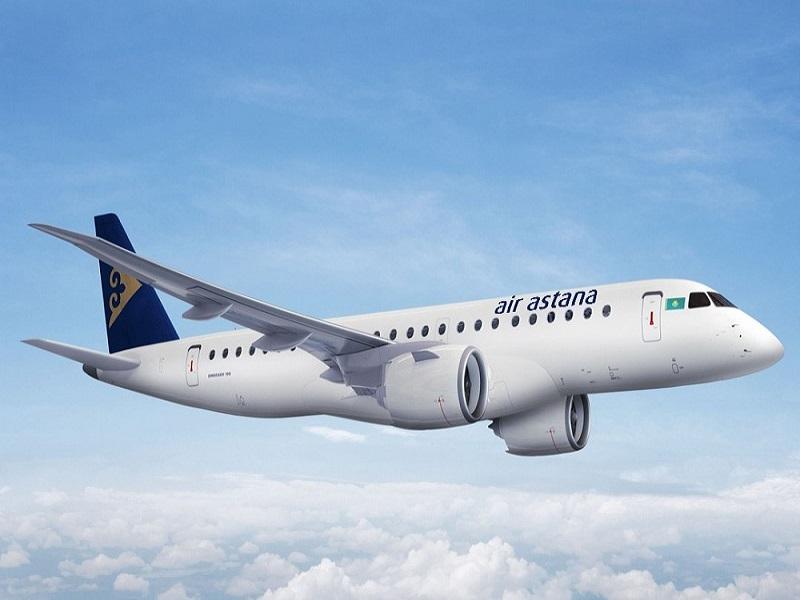 DR : Air Astana