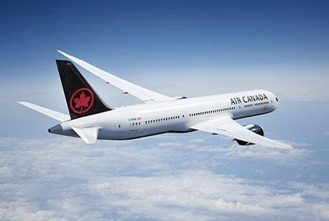 DR : Air Canada