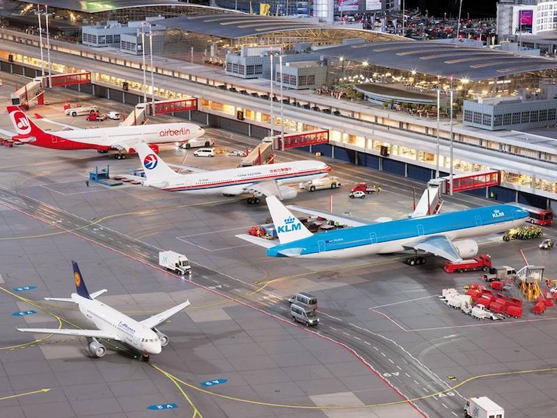 L'aéroport de Toulouse Blagnac enregistre une hausse de 15% de son trafic par rapport à l'été dernier © Toulouse-Blagnac FB