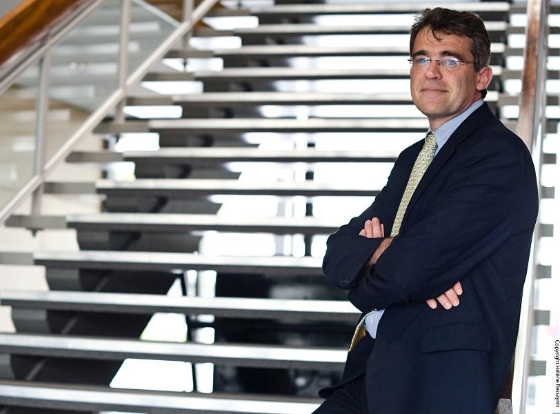 Marc Houalla est le nouveau directeur de l'aéroport Paris-Orly - Photo : Groupe ADP