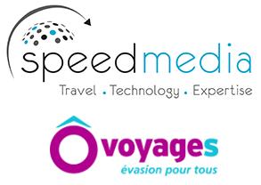 ÔVoyages connecté à SpeedResa