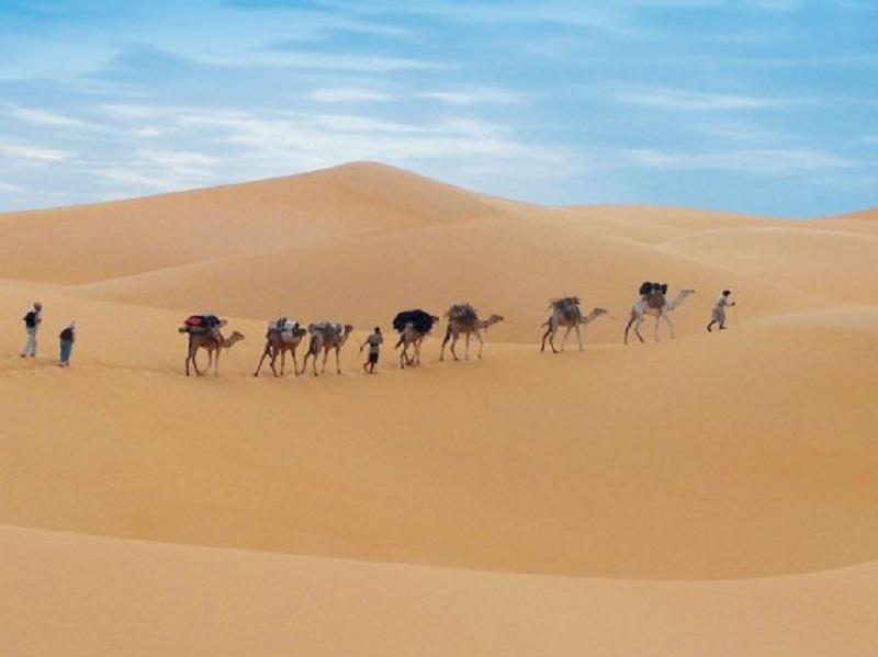 Les tour-opérateurs français tentent un retour en Mauritanie dès le mois de décembre 2017 - Photo : J.-P. Leninger/Terres d'Aventure