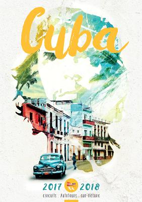 La couverture en avant-première de la future brochure dédiée à Cuba - DR