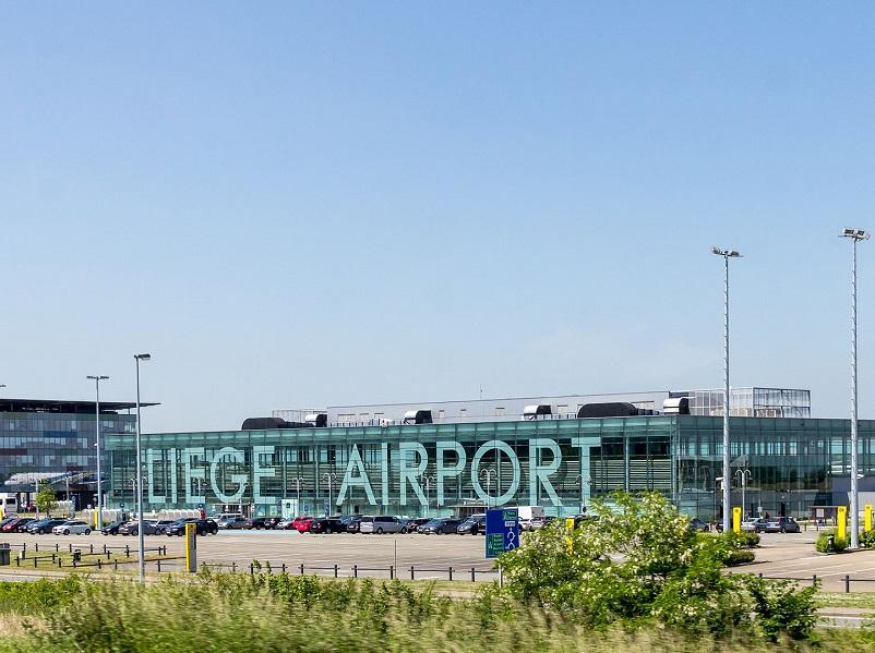 Aéroport de Liège - Belgique © Raimond Spekking / CC BY-SA 4.0 (via Wikimedia Commons)