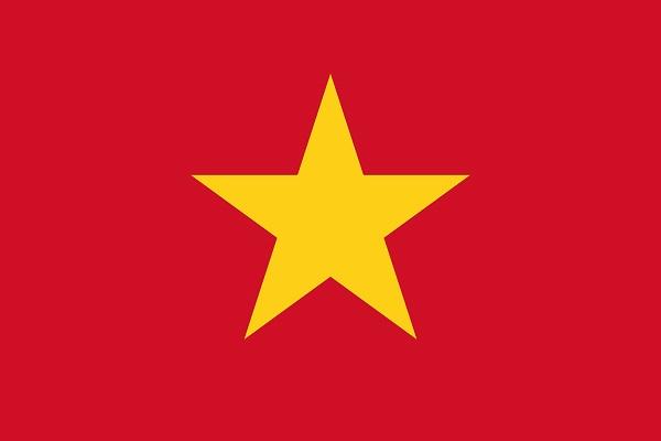 Drapeau du Vietnam - DR: Wikipedia