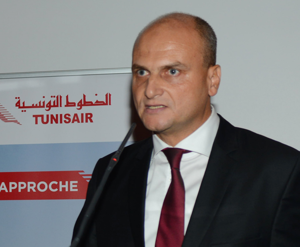 Hamza Louati, nouveau directeur général de la compagnie en France - DR