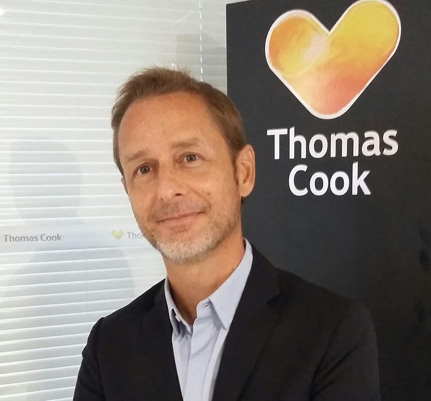 Fabrice Rebecchi, nouveau directeur des ressources humaines de Thomas Cook France - DR