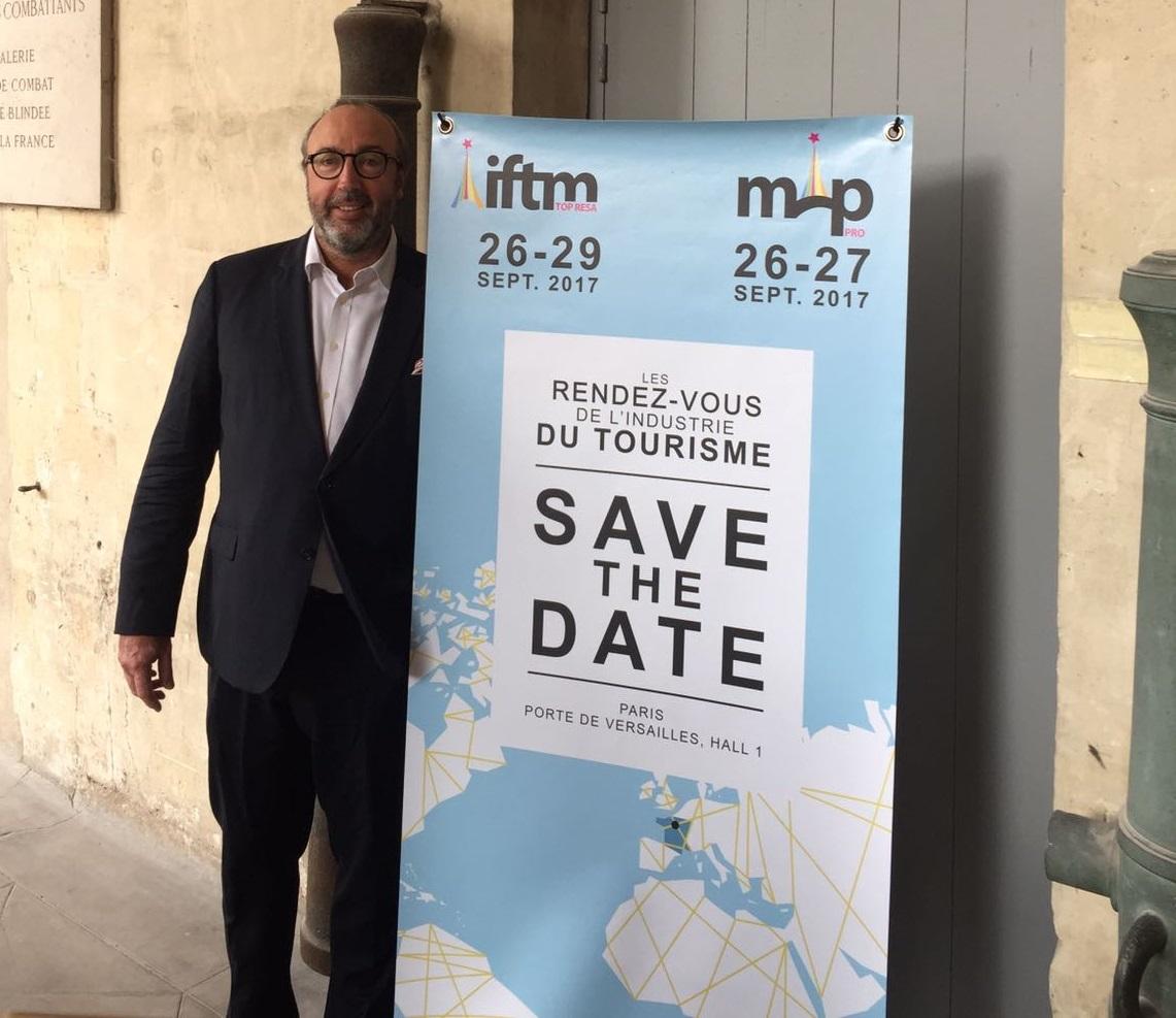 Tourisme durable, digital, montagne... les nouveautés de l'IFTM Top Resa 2017