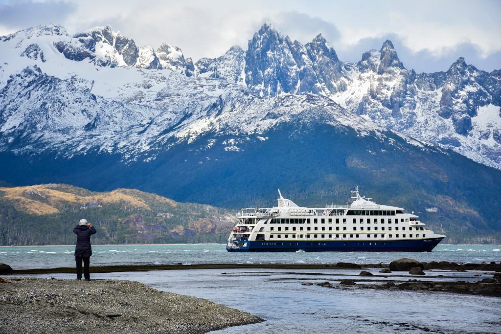 Australis Cruceros double son offre et propose de nouveaux itinéraires et excursions à partir de janvier 2018 /photo AC