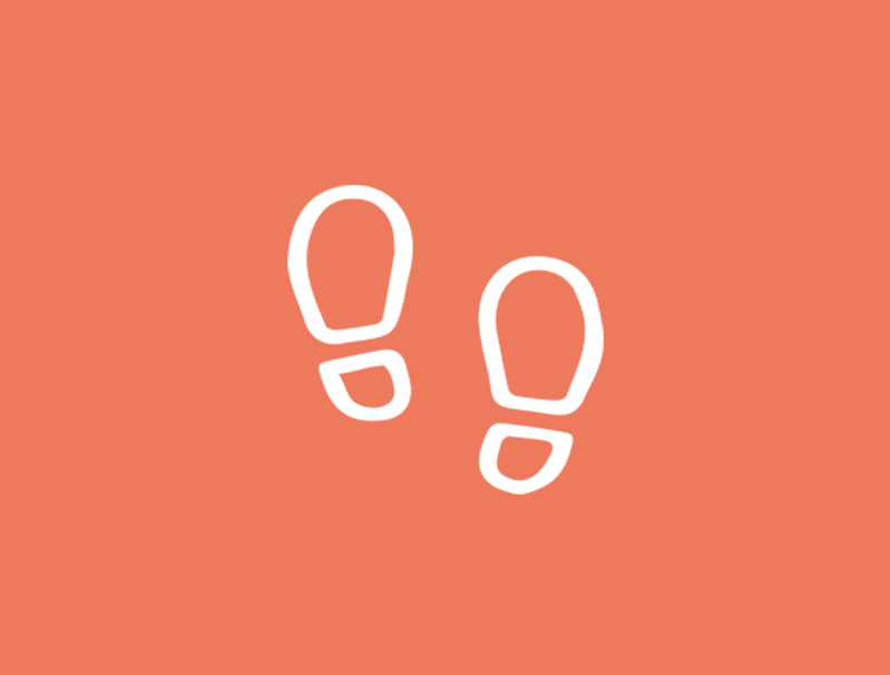 La start-up française créée en octobre 2015 pour mettre en relation des guides-conférenciers professionnels et des voyageurs en France a cessé ses activités - DR : Logo de Walk My Steps